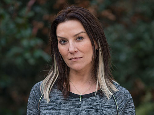 Zoe Lucker joins the cast of Hollyoaks, as a McQueen!