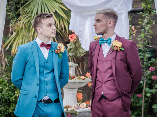 #FriYAY: An Interview with Kieron and Parry (Ste and Harry)