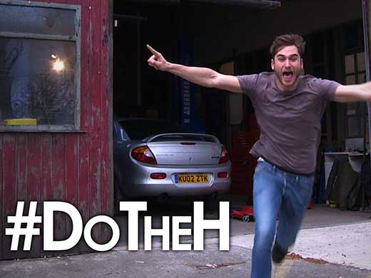 #DoTheH Video Challenge: Week One
