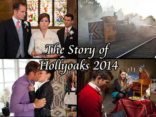 The Story of Hollyoaks 2014