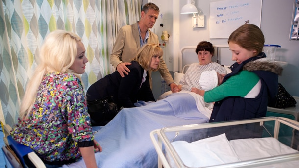 New Family to Join Hollyoaks
