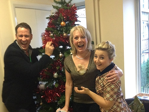 Hollyoaks Christmas TV Listings 2014