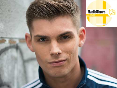Kieron Richardson Crowned Radio Times Soap Champion!