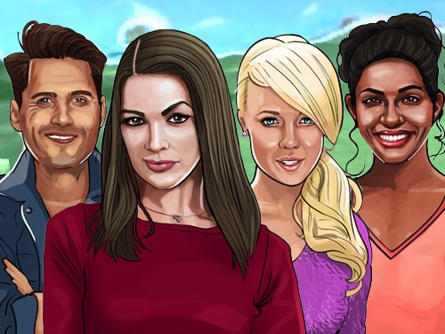 Hollyoaks the Game!