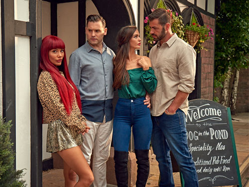 #FriYAY: An Interview with Stuart Manning (Russ), David Tag (Sylver) & Chelsee Healey (Goldie)