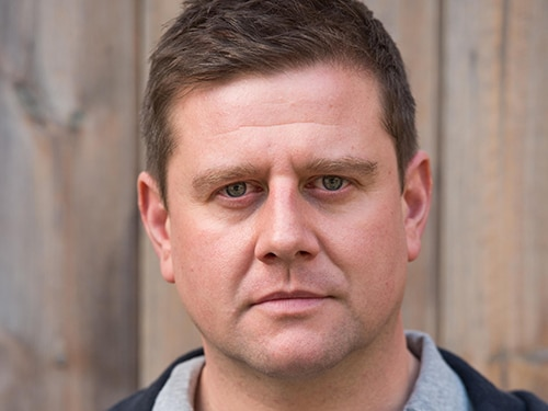 Hollyoaks cast Kai Owen as Pete for Child Abuse Storyline