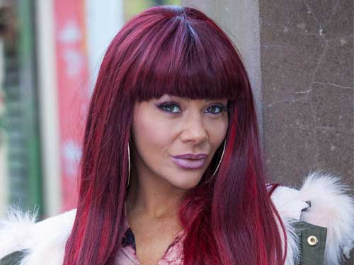Goldie McQueen (Chelsee Healey)