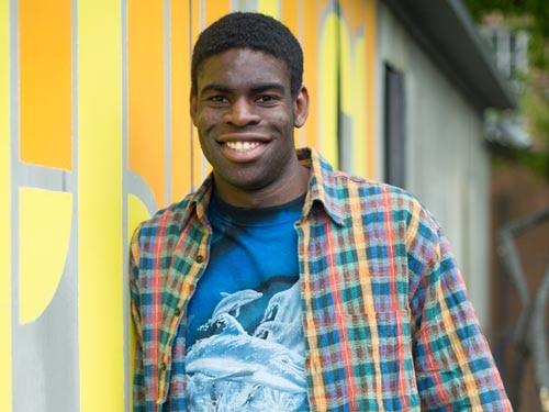 Vincent Elegba (John Omole)