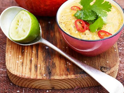 Winter Squash Soup Recipe