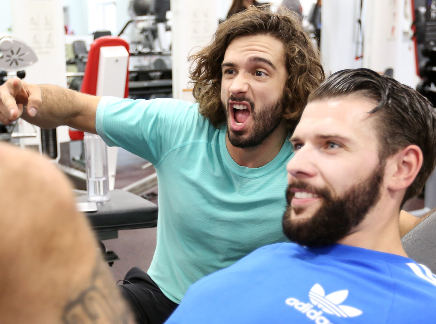 Joe Wicks: Celebrity Body Coach