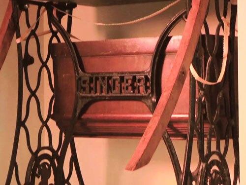 Sewing Machine Storage Unit
