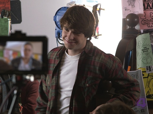 Behind the scenes at My Mad Fat Diary