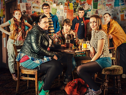 My Mad Fat Diary Series 3 Generic