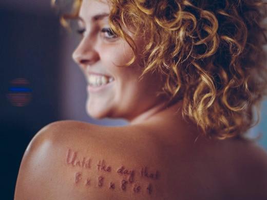 Secret Tattoos
