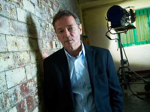 Paul Abbott on No Offence
