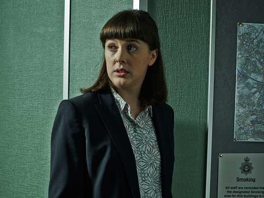 Detective Sergeant Joy Freers