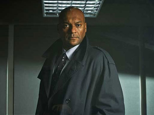 Detective Superintendent Darren McLaren