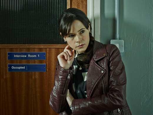 Detective Constable Dinah Kowalska
