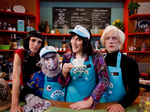 Interview with Noel Fielding