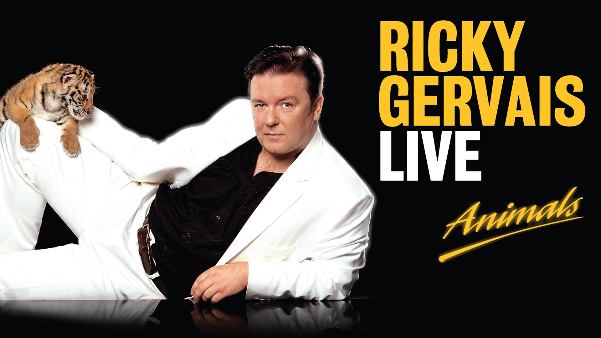 Ricky Gervais Live Animals