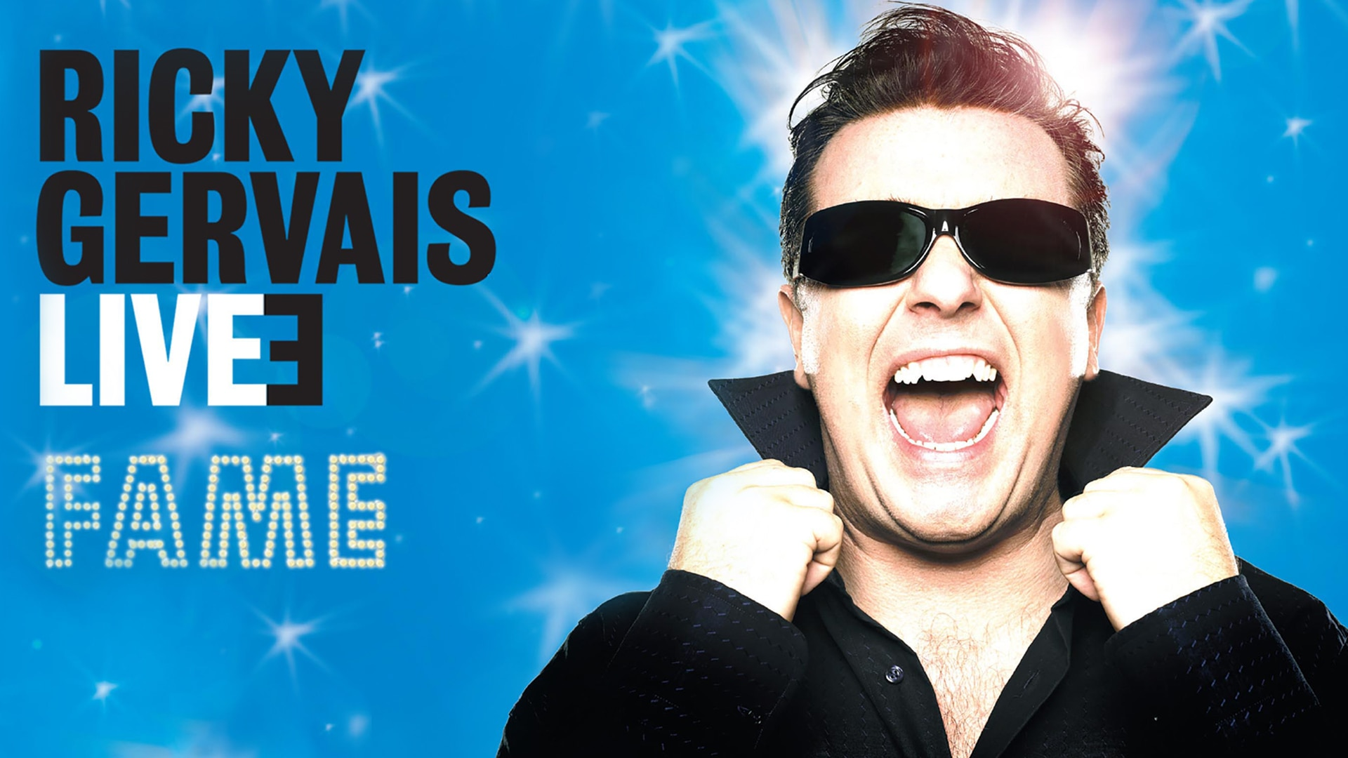 Ricky Gervais Live Fame
