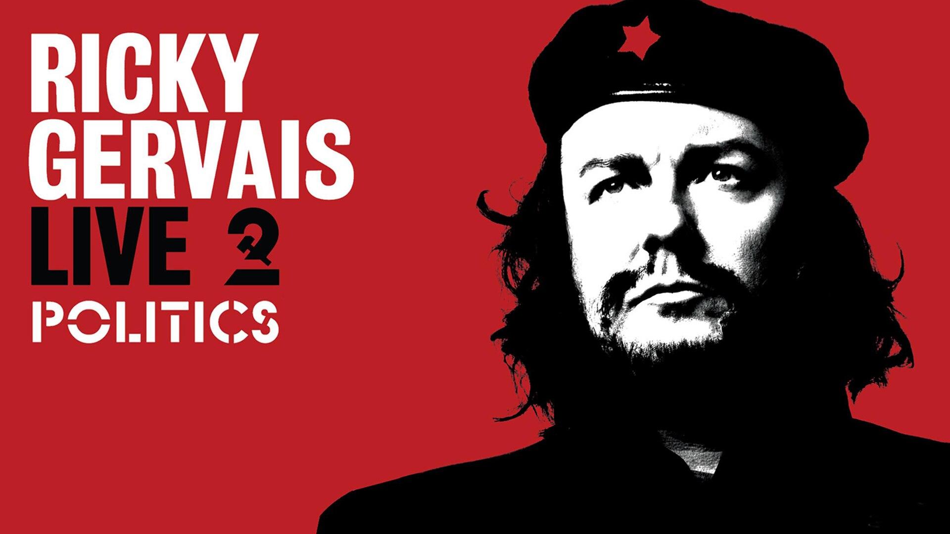 Ricky Gervais Live Politics