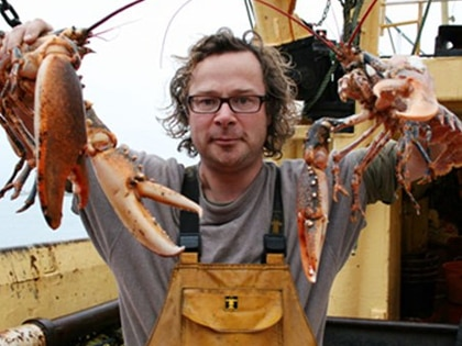 Hugh on River Cottage: Gone Fishing