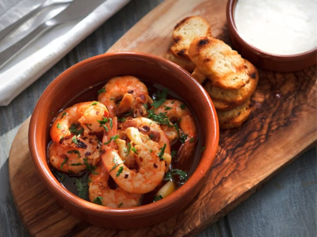Sunday brunch articles prawns pil pil recipe all 4 prawn pil pil recipe forumfinder Images