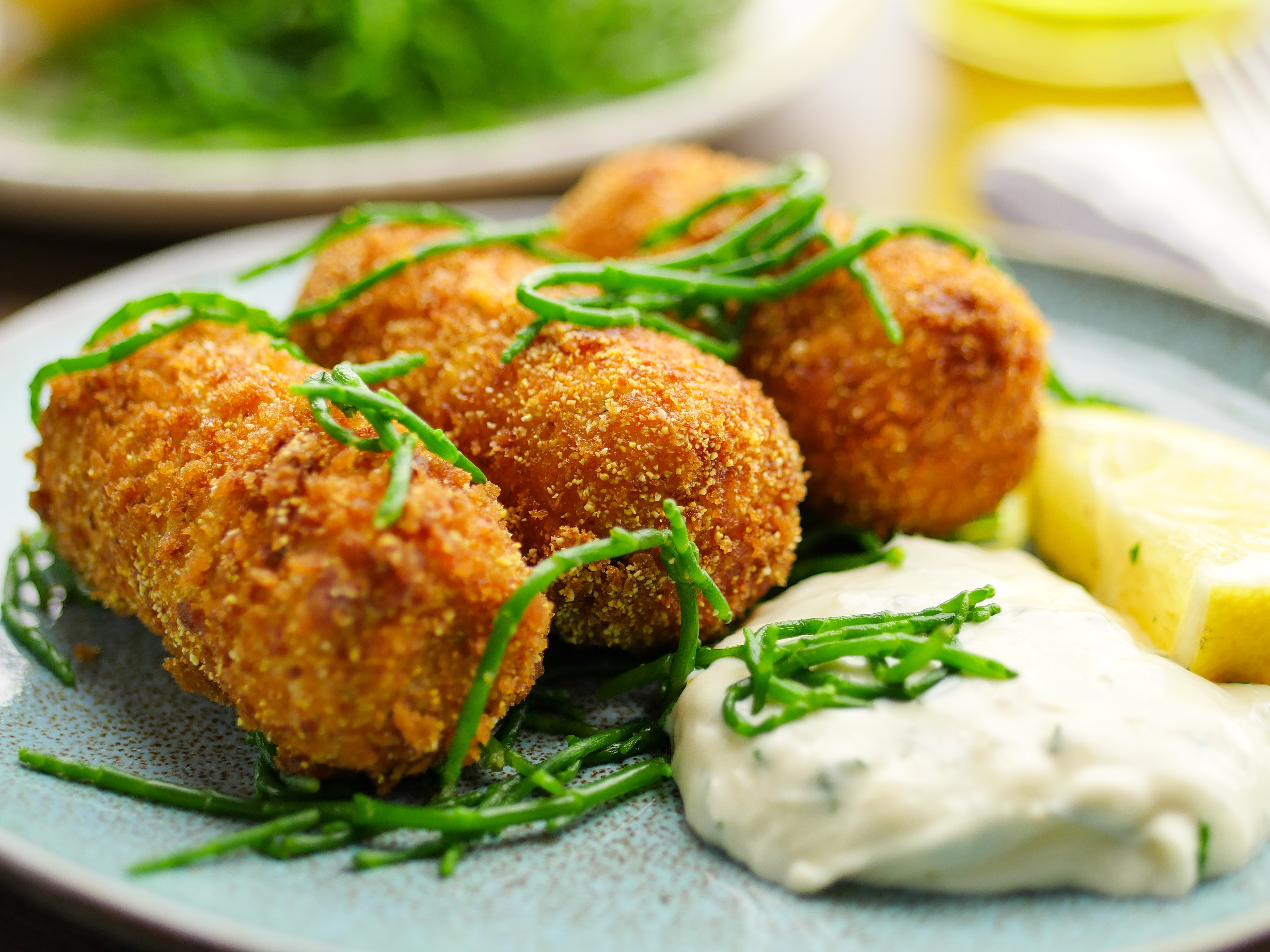 Smoked Haddock Croquettes