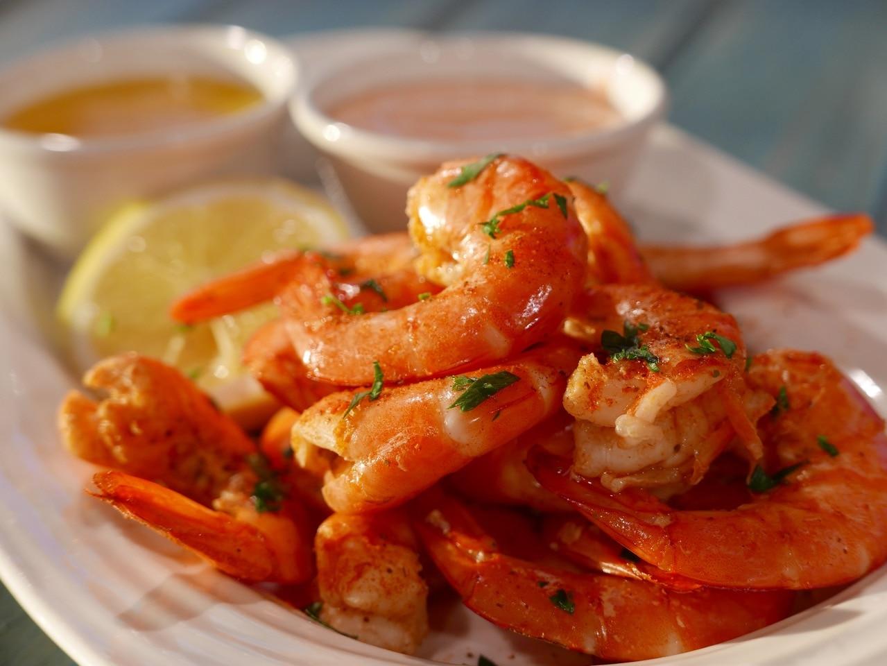 Garlic & Herb Shrimp