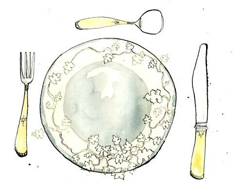 Bronte Aurell's Midsummer Dishes