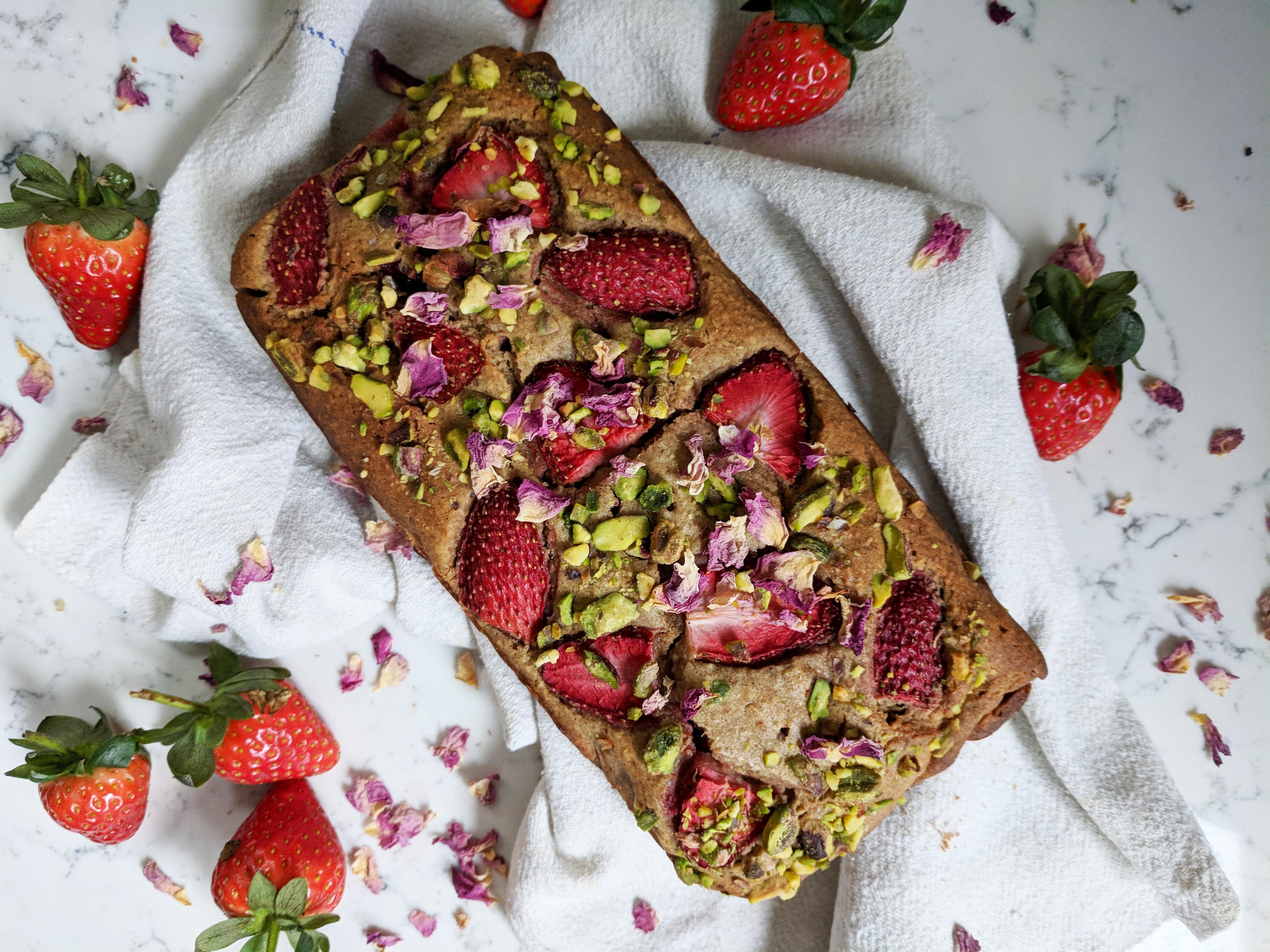 Adria Wu's Sublime Strawberry Recipes