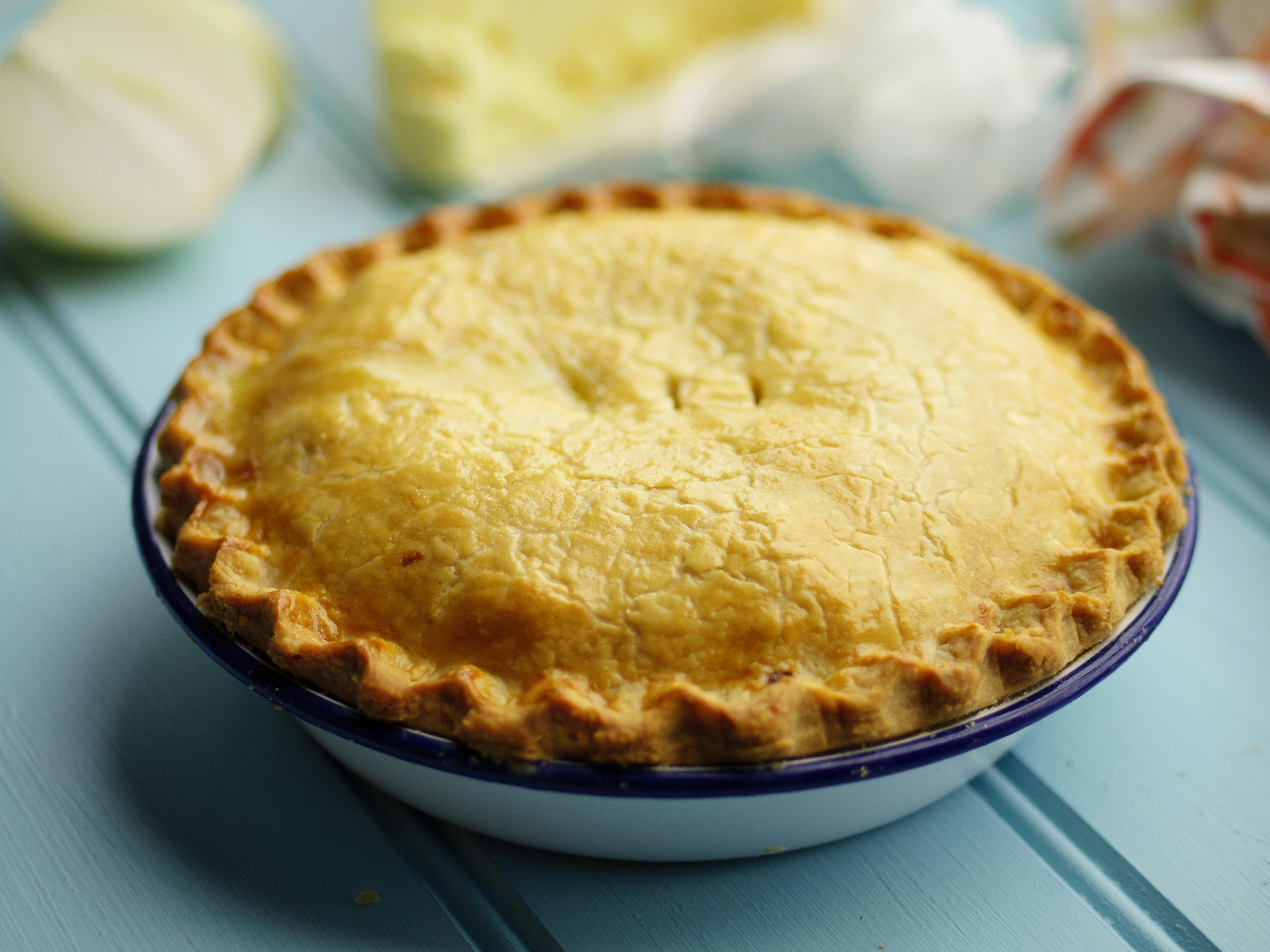 Lancashire Cheese Pie