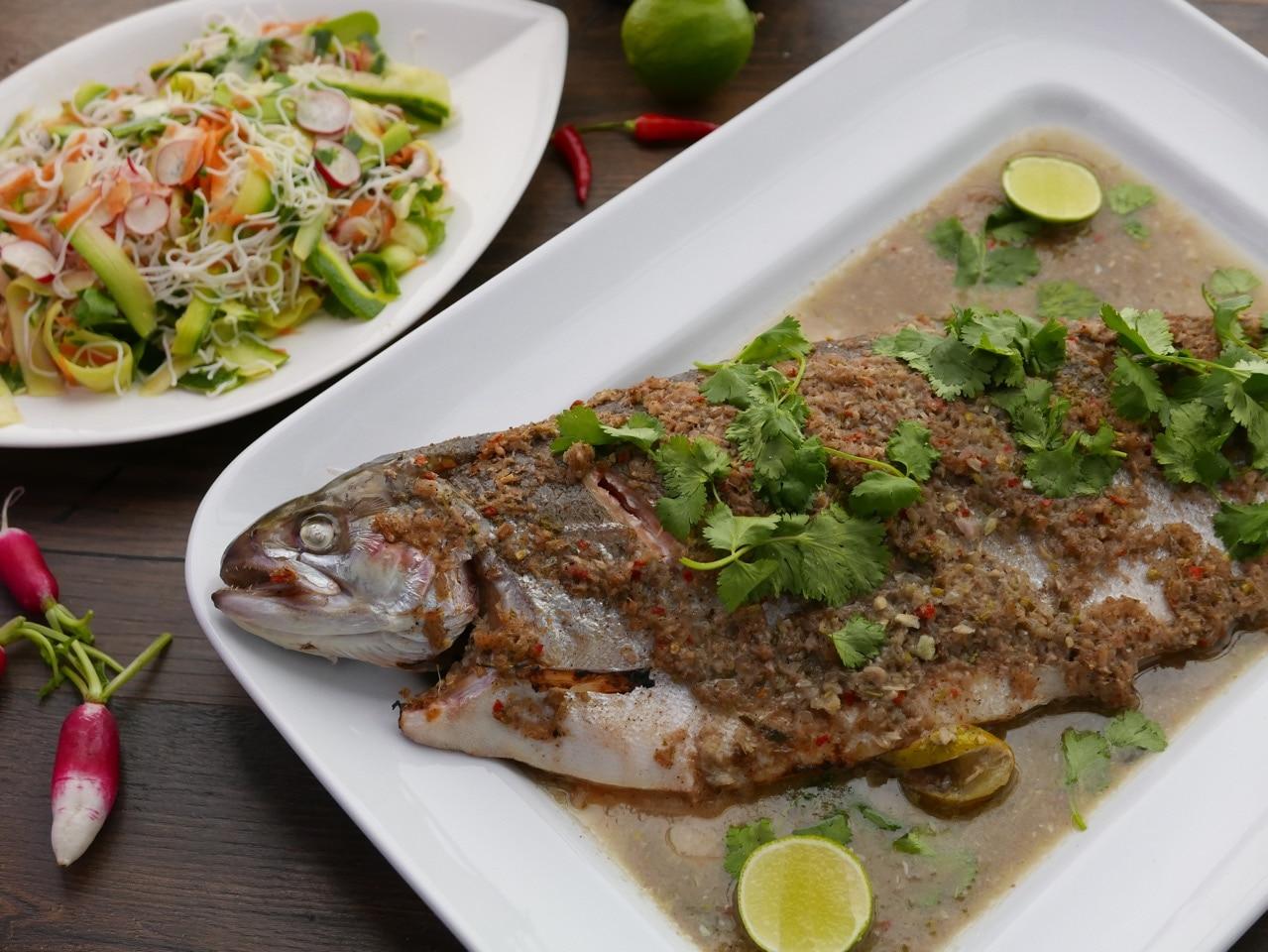 trout thai thomasina miers