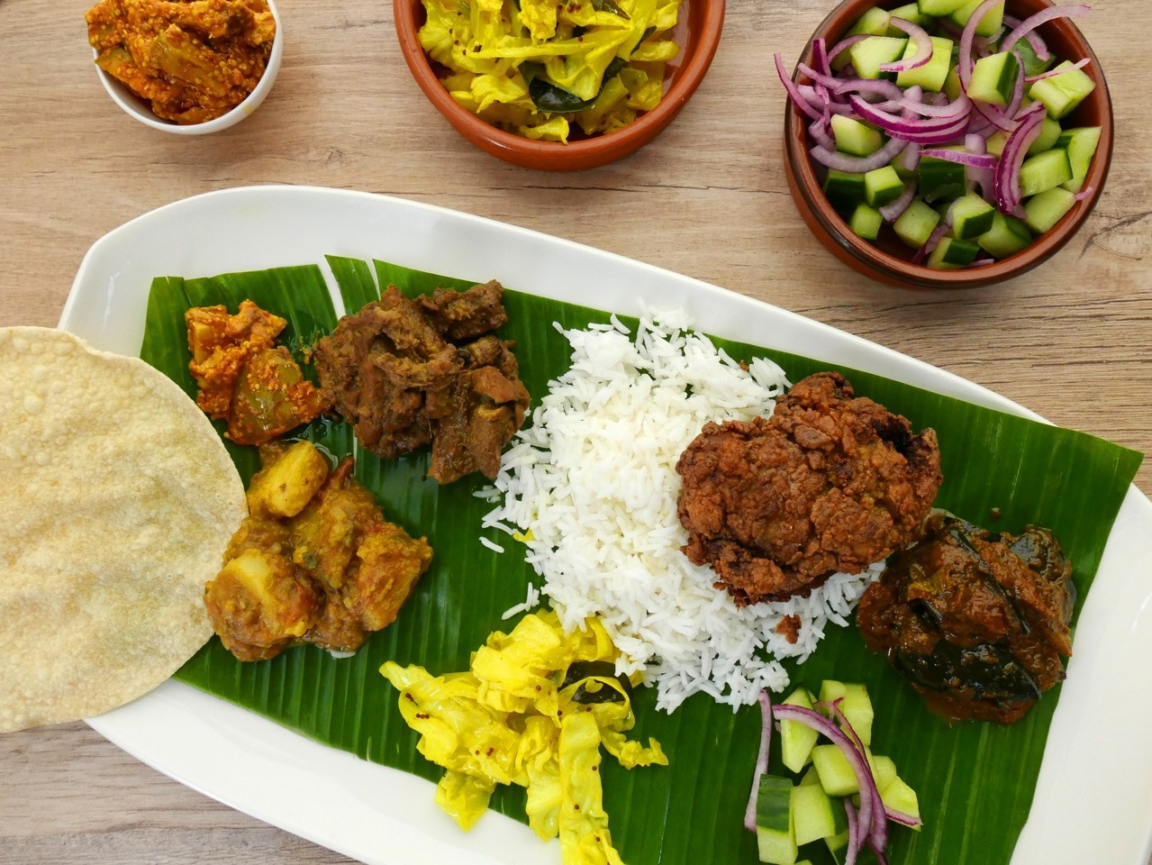 Malaysian Indian Mutton Curry