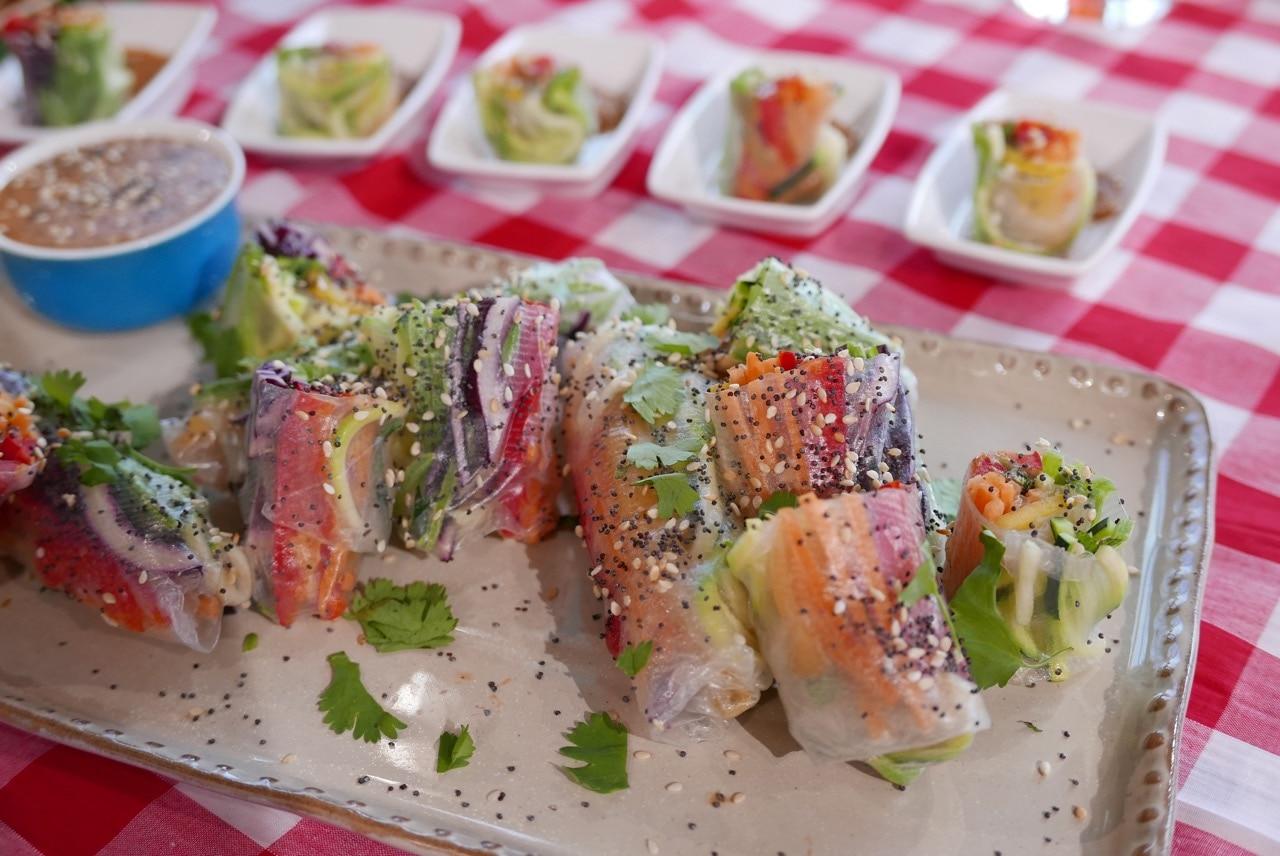 Adria Wu's Perfect Picnic Food