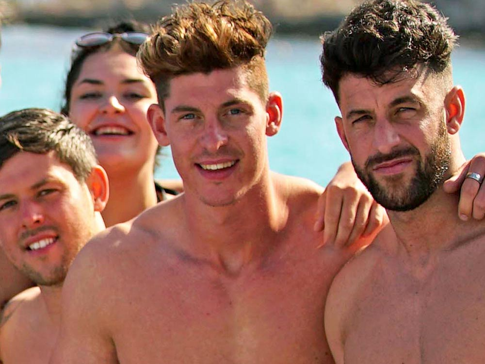 Tattoo Fixers On Holiday - All 4-5575