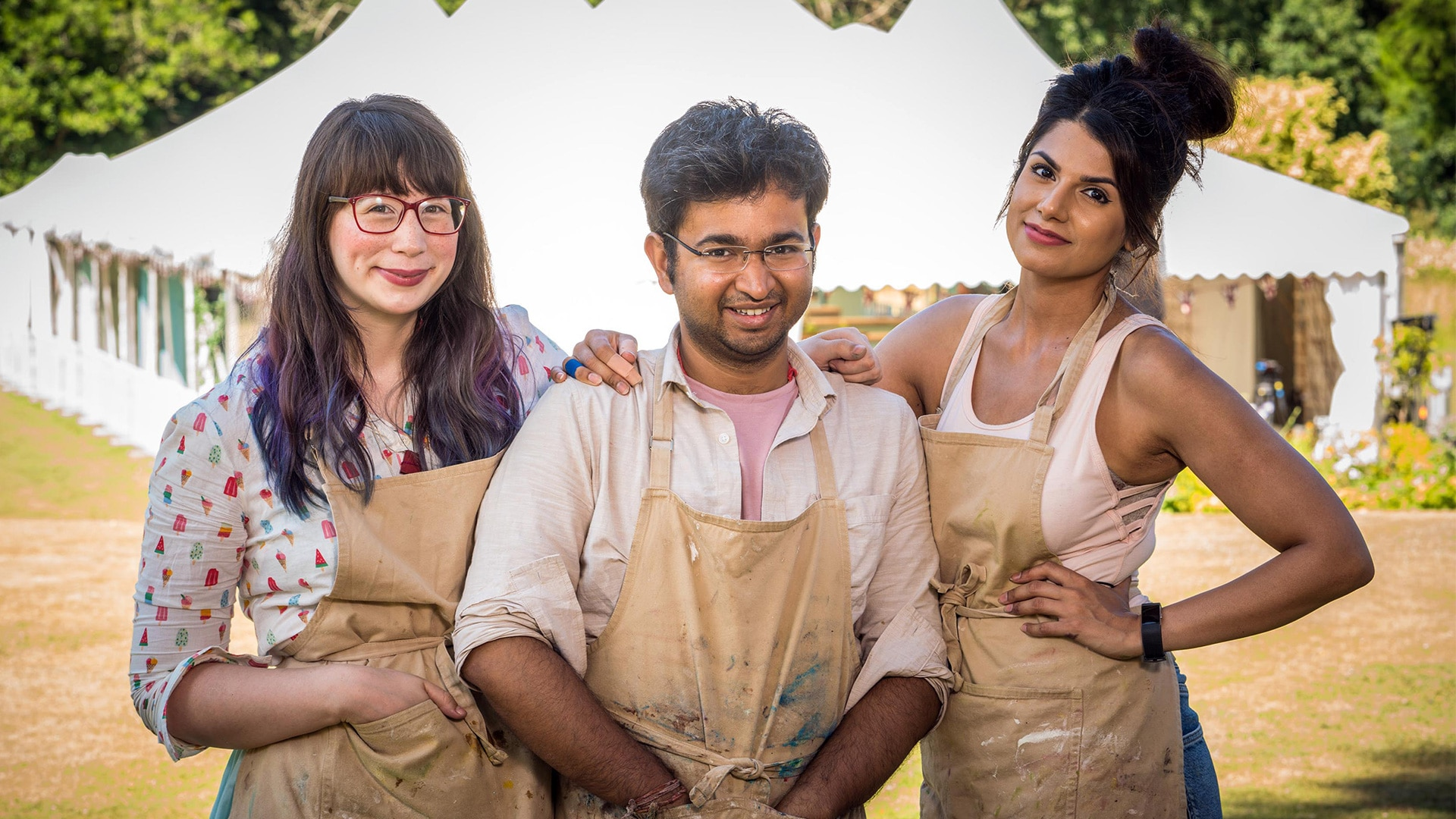 The Great British Bake Off - All 4