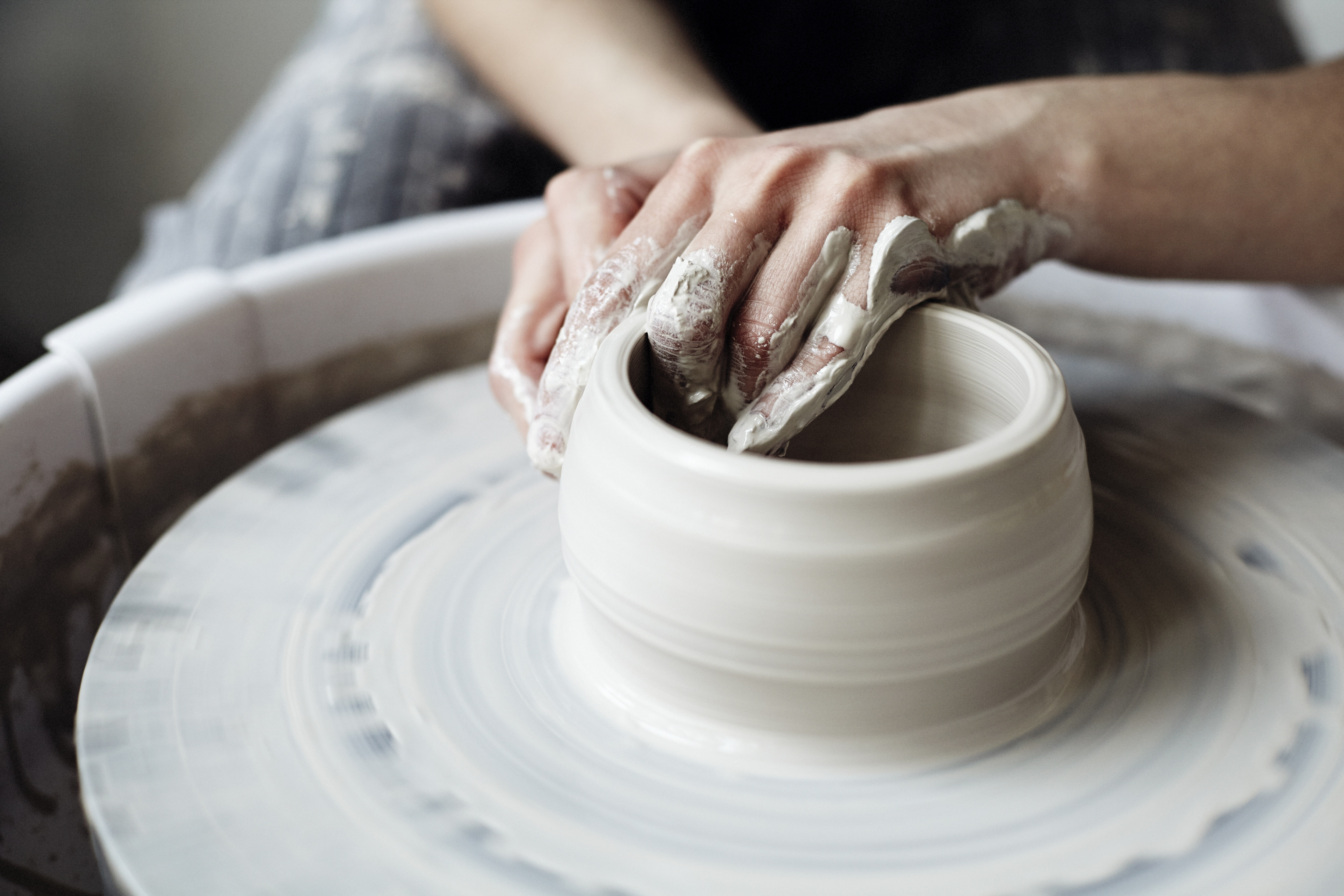 Pottery Throw Down