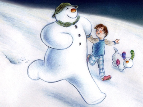 Link to the Official Snowman's Facebook page