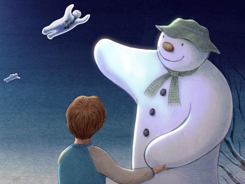 Link to the Snowman's Official site