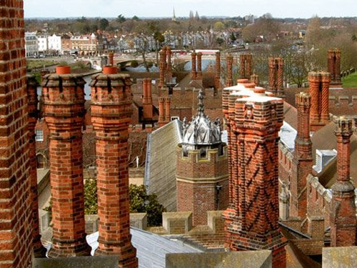 Henry VIII's Lost Palaces