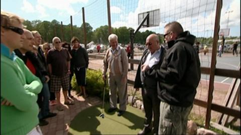 Gothenburg: Mini Golf