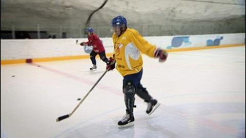 Helsinki: Ice Hockey