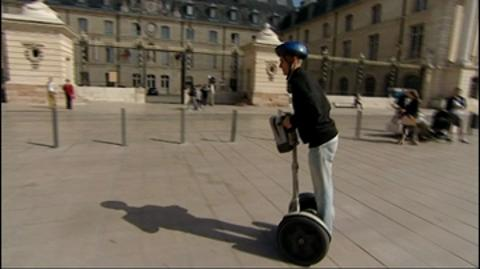 My Way or the Segway