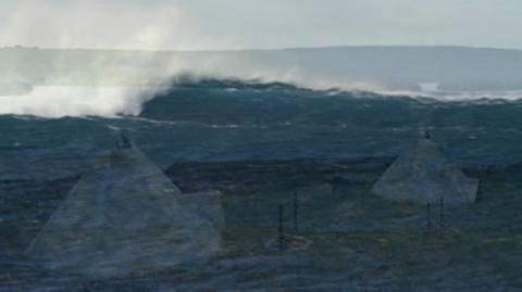 Stone Age Tsunami