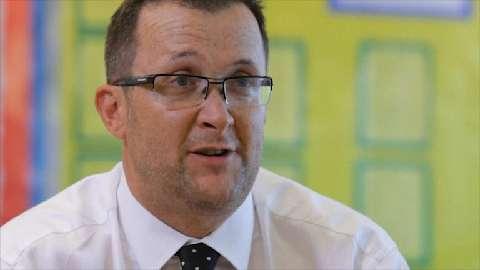 Mr Goddard, Head Teacher Interview