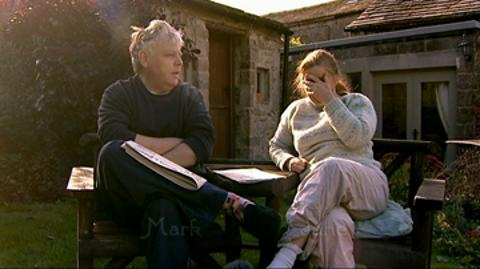Ep2: The Villagers discuss Donna and Louise