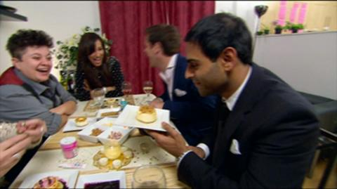 Come dine with me south east london