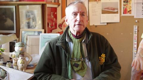 Interview with Raymond Briggs